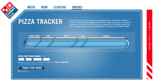 Track that Pizza!