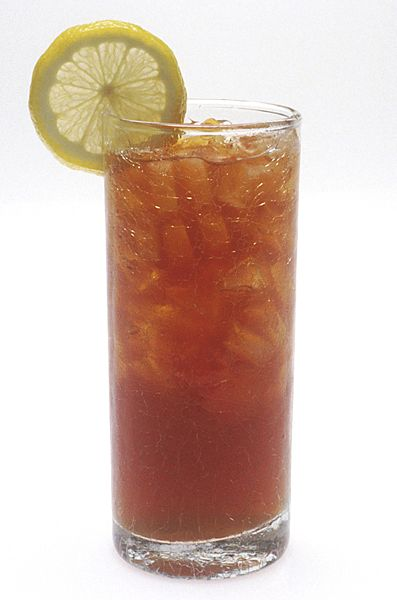 National Iced Tea Month:-)