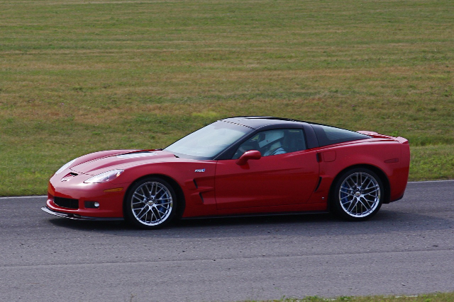 More Corvette ZR1 Pictures!!