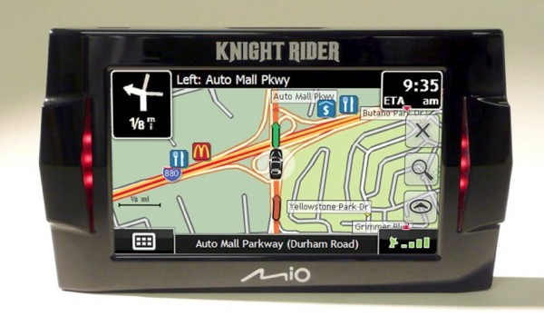 Knight Rider GPS: Update