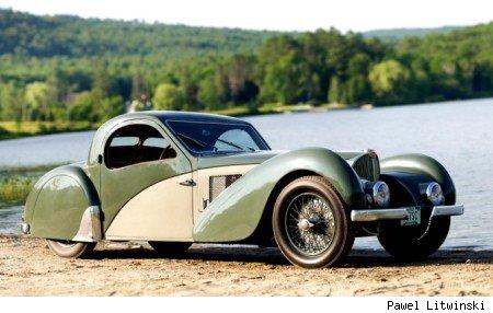 7.9 Million Dollars for a Bugatti