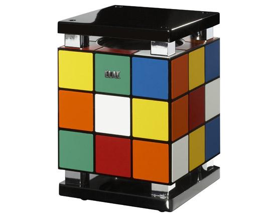 Rubik's Cube Shaped Sub