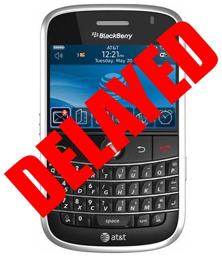 Blackberry Bold: Update