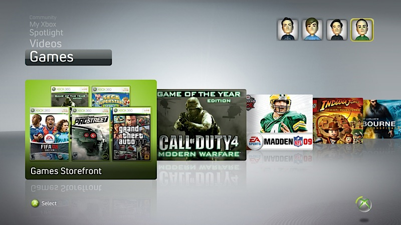 New Xbox 360 Dashboard Coming Nov. 19th! (Yes it includes Netflix)