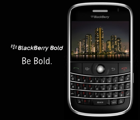 Blackberry Bold:  Release and Price Update!